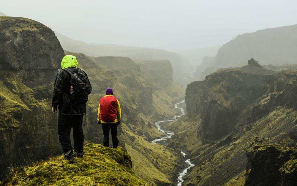 Bliv klædt rigtigt på, når du skal på vandretur på Island